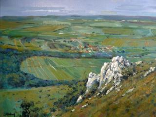 Jan Odehnal - Bavory pod Pálavou