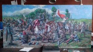 Jan Odehnal - Bitva u Sudom��e
