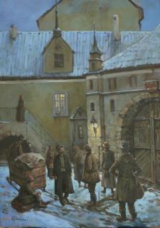Jan Odehnal - Chudina u br�ny