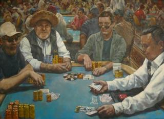 Jan Odehnal - Hráči karet