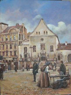 Jan Odehnal - Kapucínské náměstí 2