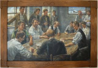Jan Odehnal - Karetní hráči