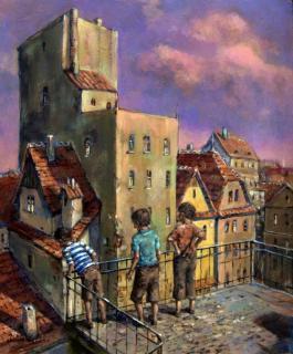 Jan Odehnal - Kluci na balk�n�