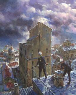 Jan Odehnal - Komin�ci