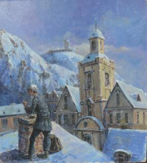 Jan Odehnal - Komin�k a hory