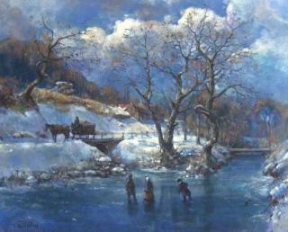 Jan Odehnal - Kouzelná zima