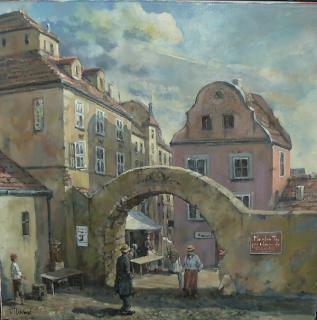 Jan Odehnal - Město