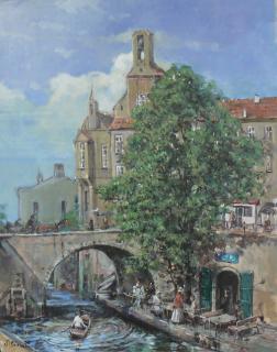 Jan Odehnal - Město a řeka