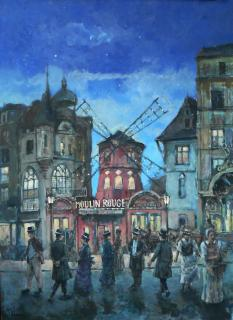 Jan Odehnal - Moulin Rouge