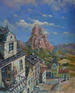 Jan Odehnal - Na balkon�