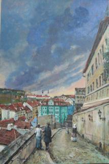 Jan Odehnal - Na cestě