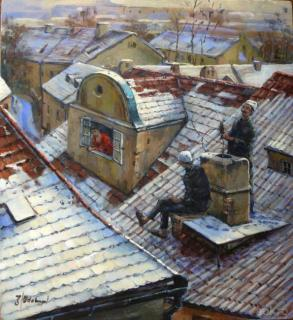 Jan Odehnal - Na střeše