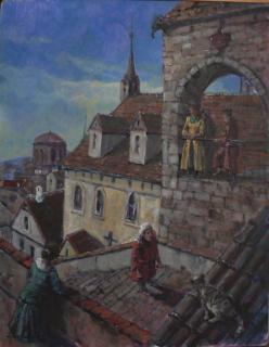 Jan Odehnal - Návštěva