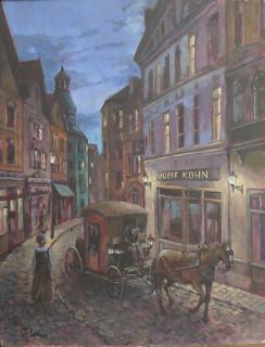 Jan Odehnal - Noční město 1