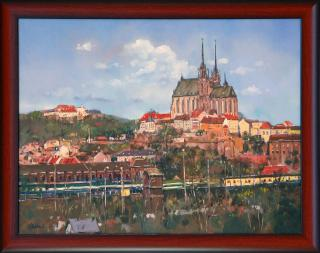 Jan Odehnal - Petrov a nádraží