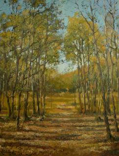 Jan Odehnal - Podzimní les