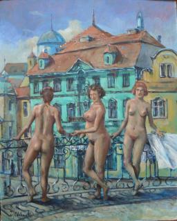 Jan Odehnal - Rann� m�sto