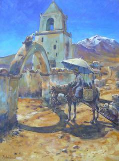 Jan Odehnal - Sám v poušti