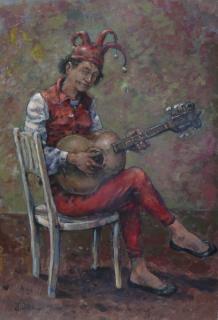 Jan Odehnal - �a�ek s kytarou