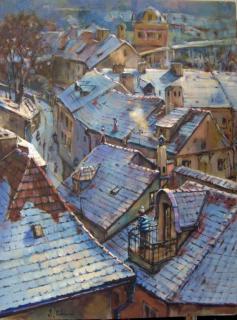 Jan Odehnal - Střechy