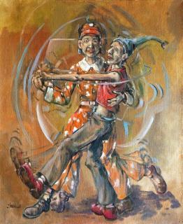 Jan Odehnal - Tanec klaun�