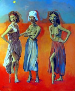 Jan Odehnal - Tři grácie