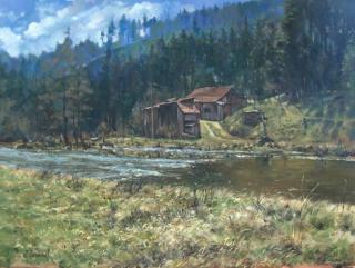 Jan Odehnal - U řeky