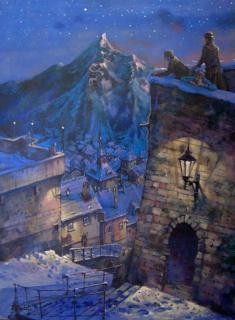 Jan Odehnal - V horách