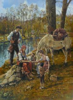 Jan Odehnal - Věštění z ruky