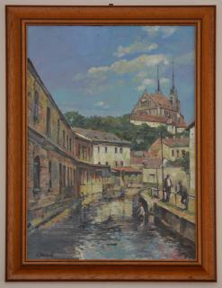 Jan Odehnal - Vodn� ulice