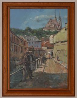 Jan Odehnal - Vodní ulice 2