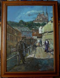 Jan Odehnal - Vodn� ulice 3