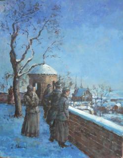 Jan Odehnal - Vyhl�dka nad Brnem