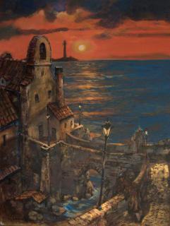 Jan Odehnal - Z�pad slunce
