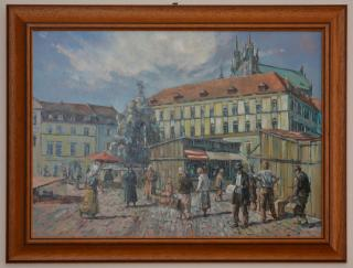 Jan Odehnal - Zeln� trh
