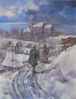 Jan Odehnal - Zimní.