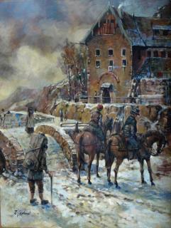 Jan Odehnal - Zimní