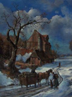 Jan Odehnal - Zimní lahůdka